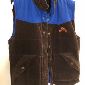 Gap vest men's with hat